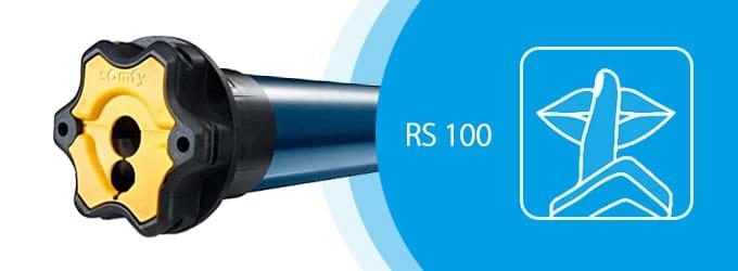 RS 100 - najcichszy silnik na rynku