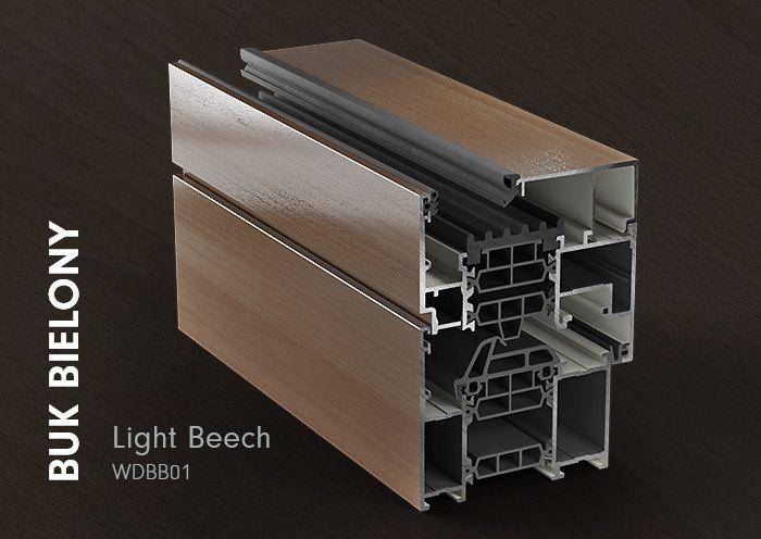 Buk Bielony / Light Beech (WDBB01)