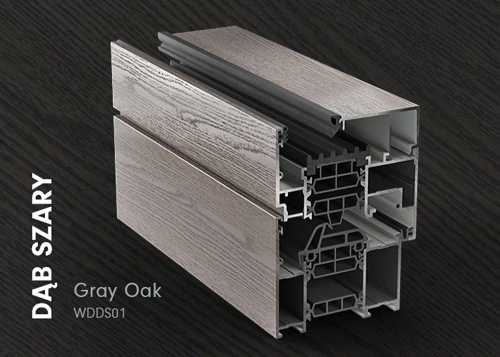 Dąb Szary / Gray Oak (WDDS01)