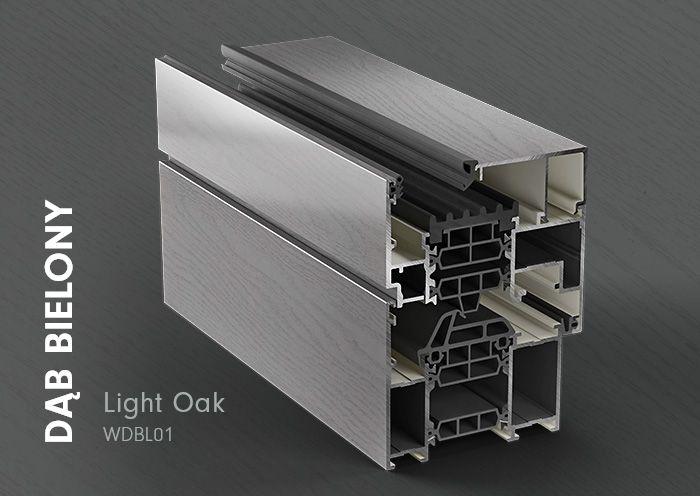 Dąb Bielony / Light Oak (WDBL01)