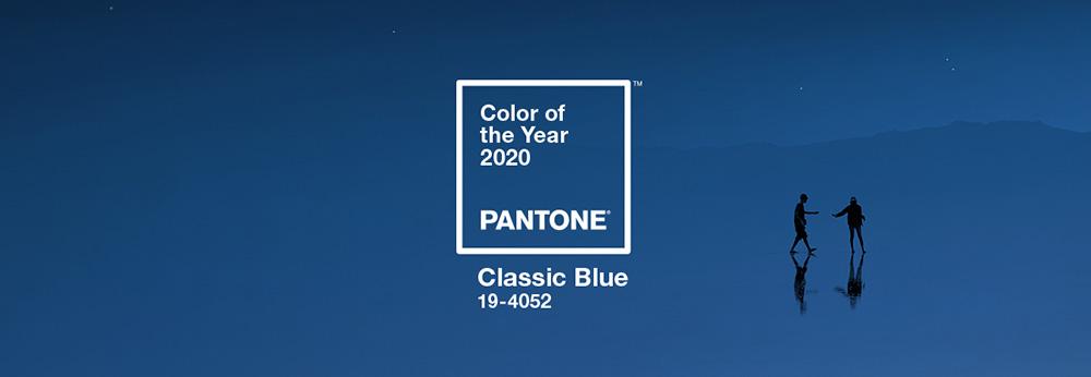 Classic Blue, czyli kolor roku 2020