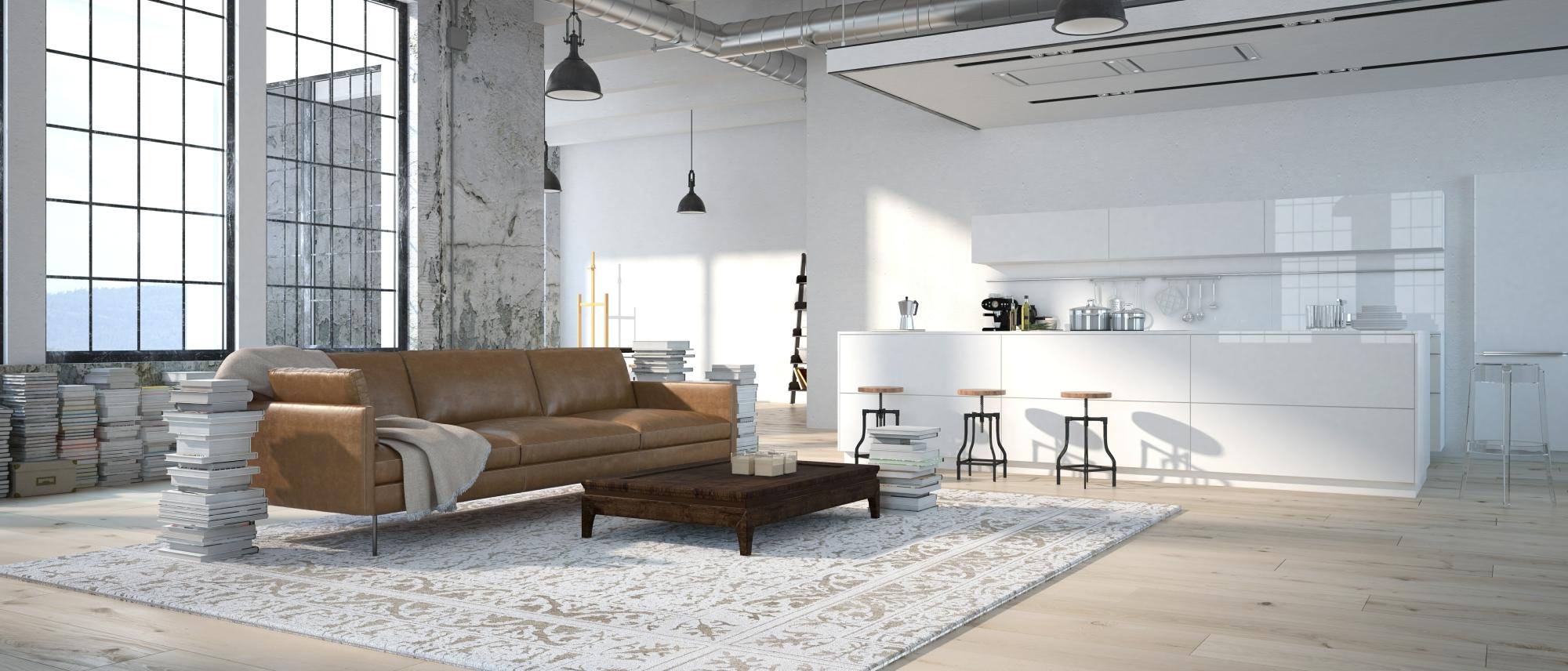 Styl minimalistyczny we wnętrzach