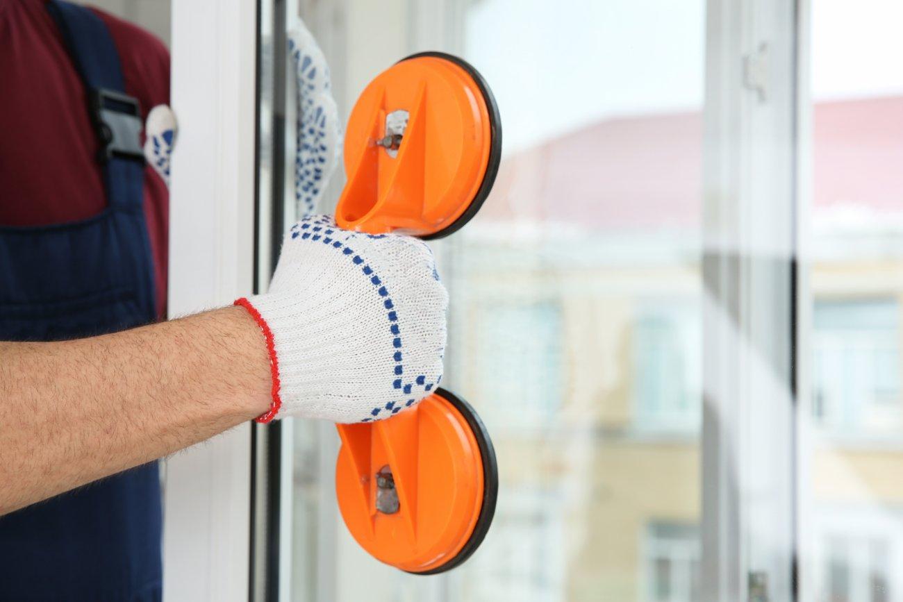Wymiana okien PVC