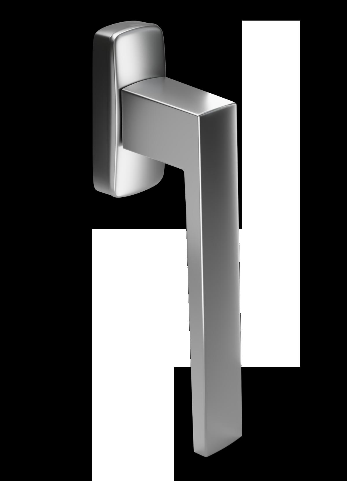 Kwadro - srebrny